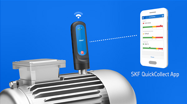 SKF Enlight QuickCollect video