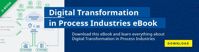 Digital Transformation in Process Industries eBook
