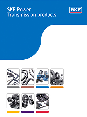 SKF power transmissions products