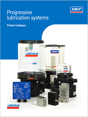 Progressive lubrication systems