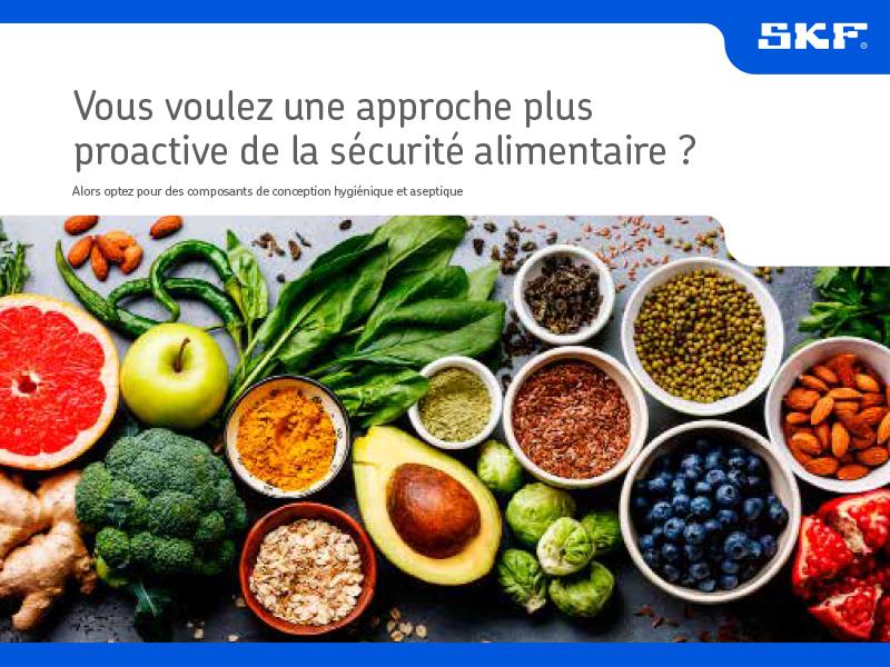 Vous voulez une approche plus proactive de la sécurité alimentaire ?