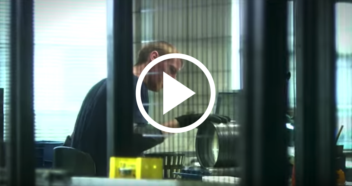 SKF Re-manufacturing bearings case study