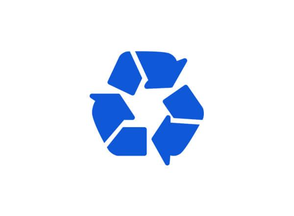 Recyclability and zero landfill