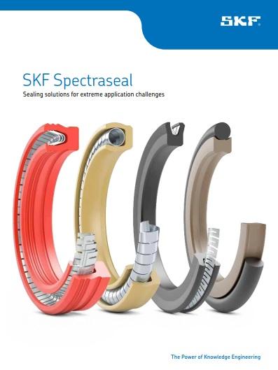 SKF Spectrasealカタログ - SKFシール