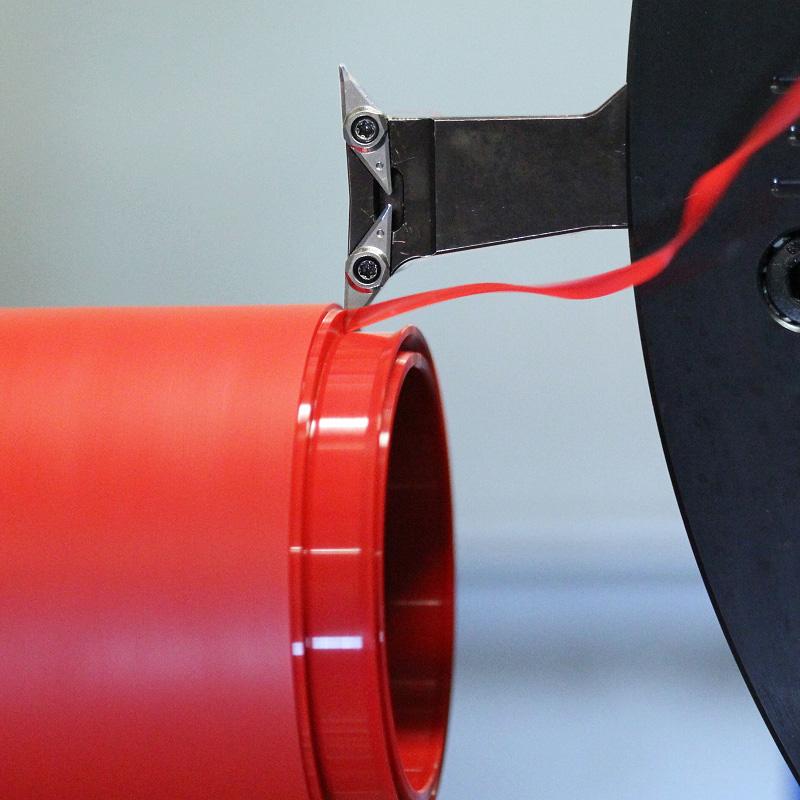 切削加工シールのコンセプト