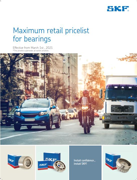 Bearing Kit Pricelist