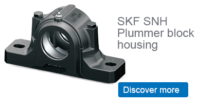 SKF SNH Plummer block - Discover more