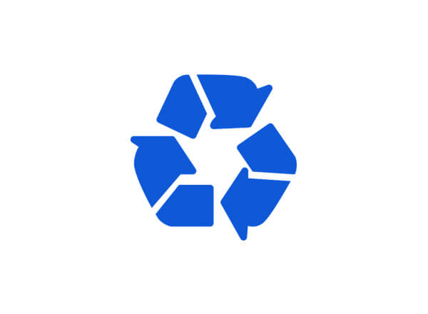 Recyclability and zero landfill
