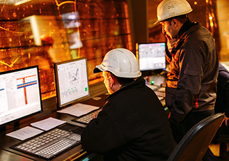 Predictive maintenance lowers steel operating and maintenance costs