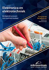Cursusbrochure eletrotechniek en elektronica